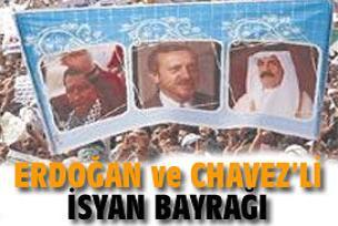Onların liderleri Erdoğan ve Chavez.16615