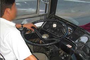 Ankara'da otobüs şoförlerine sıkı denetim.12747