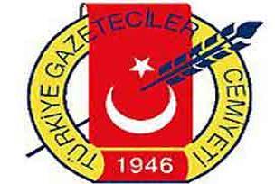 TGC 'den AA muhabirine saldırıyı kınadı.17668