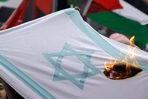 10 binler Ankara'da İsrail'i lanetledi.10523