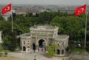 İstanbul Üniversitesi'nde kadro eylemi.15480