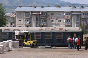 Sakarya'da vagonlar kundaklandı.14746