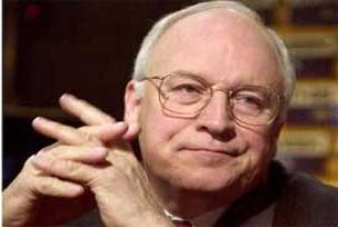 Cheney tekerlekli sandalyelik oldu.9865