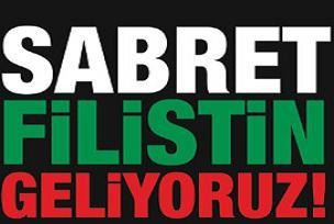Yazarlardan da Filistin'e destek.13247