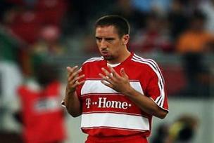 Bayern Münih: Ribery satılık değil.10529