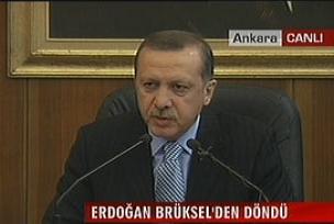 Erdoğan'dan Brüksel değerlendirmesi.10555