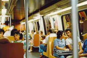 Washington metrosu adeta çöktü!.15403