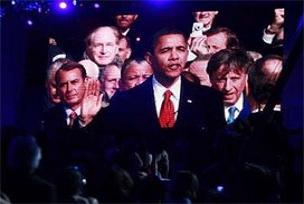 Obama'nın yemini nette rekor kırdı.11053
