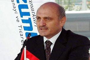 TOKİ Başkanına, 'Yılın Bürokratı Ödülü'!.11313