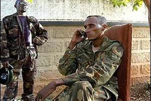 İsyancı general Nkunda yakalandı.19948