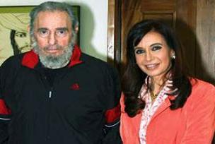 Fidel Castro'nun yeni fotoğrafı.11162