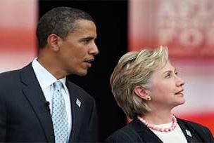 Clinton göreve hızlı başladı.10361