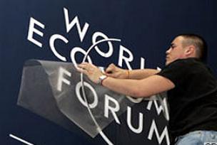 'Davos Zirvesi'nin gündemi kriz tedbirleri.10596