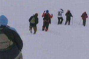 Ağrı Dağı, dağcılara geçit vermedi.7011