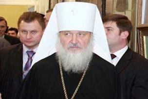 Rusya üç patriark adayını seçti.10371