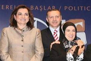 Bakoyannis'den Erdoğan'a cevap.12711