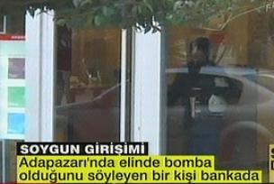 Adapazarı'nda bombalı soygun girişimi.12813