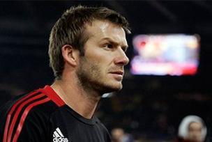 Ancelotti: Beckham keşke takımda kalsa.9727