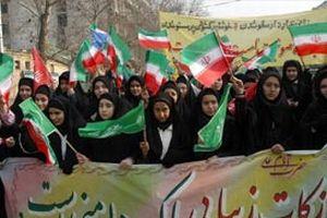 İran'da seçim bahane, parti şahane.17090