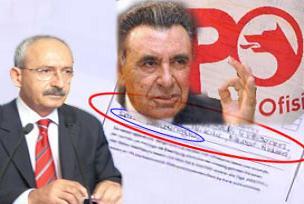 Kemal Kılıçdaroğlu'nun dosyasını açtı.13999