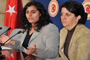 DTP'li kadın üyelerin yargısı sürüyor.14309