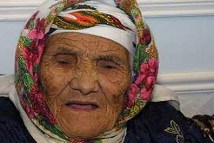 İşte dünyanın yaşayan en yaşlı kadını.13481