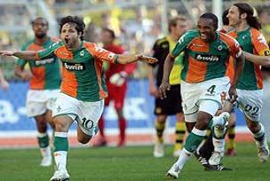 Juventus'tan Diego'ya servet.17279