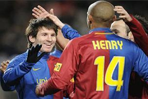 Bahisler kapandı, şampiyon Barca!.14594