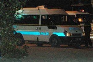 Cizre'de DTP'lilerle polis arasına gerginlik.12668