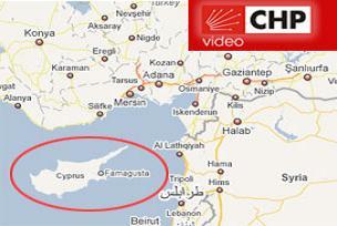 CHP, harita linkini iptal ettiğini açıkladı.14622