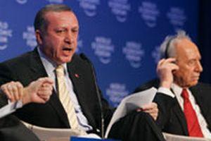 Araplardan Erdoğan'a 'One Minute!'.11503