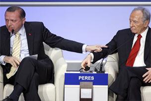 Dünya basını Davos çıkışını böyle gördü.12677