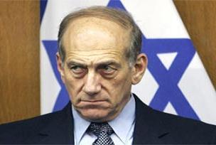 Olmert 12'inci kez sorgu odas�nda.10706