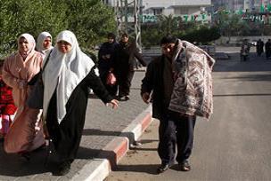 Mısır, Gazze sınırını geçici olarak açıyor.15931