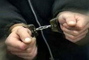 Kayseri'de sandık yakan 5 kişi yakalandı.8556