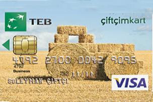TEB'den çiftçiyi rahat ettirecek kart!.15884