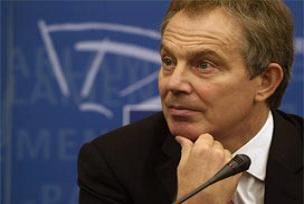 Blair: Hamas barış sürecinde yer almalı.9174