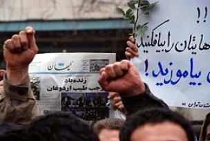İran'da sonun başlangıcı mı?.13827