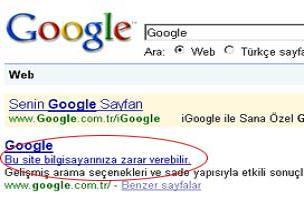 Google kafayı yedi, işler biranda karıştı.14115