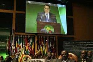 Afrika Birliği zirvesi başladı.12389