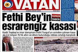 Fethi Turgut'tan iddialara sert cevap.22800