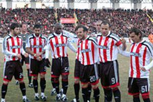 Sivas, Galatasaray'ı uzatmada devirdi.20381