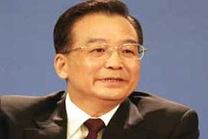 Bir ayakkabı da Çin Başbakanı'na.7714