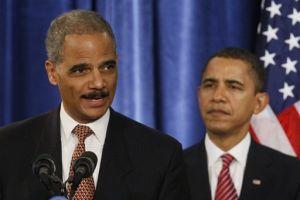 ABD'nin ilk siyah Adalet Bakanı görevde.11072