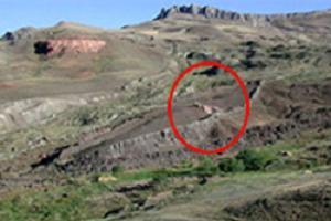 Nuh'un gemisi PKK kamp�nda!.12483