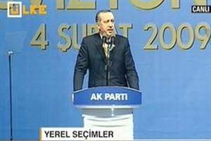 Erdoğan 3 kahramanı birbiriyle karıştırdı.11368
