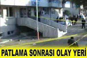 İzmir'deki patlamanın ayrıntısı.13920