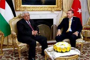 Erdoğan ile Abbas görüşmesinde açıklama.17478