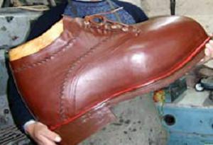 İsrail büyükelçisine ayakkabı.12082