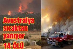 Avustralya yanıyor: 14 ölü.13418